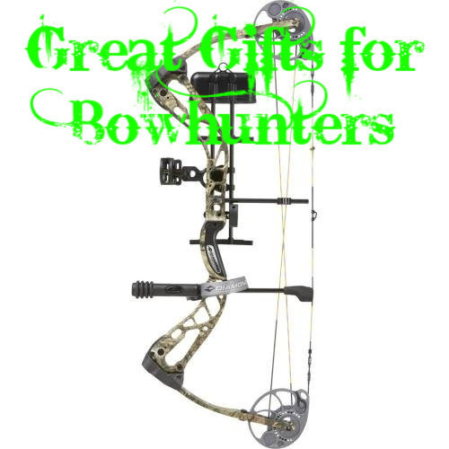 Great gifts for bowhunters
